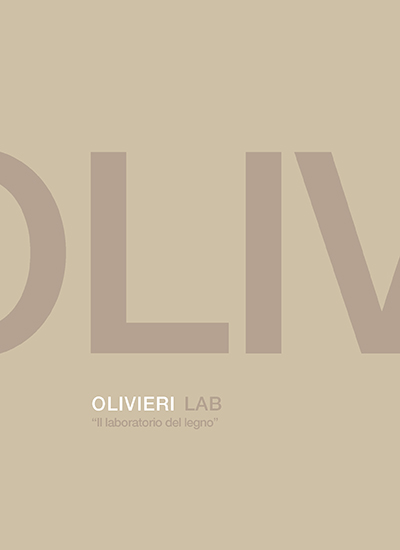 OLIVIERI LAB - The wood design studio